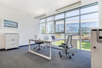 """Büropark Ottobrunn"": schöne 15-400 qm Büroflächen in flexibler Größe – provisionsfrei 85521 Ottobrunn b. München, Bürofläche"